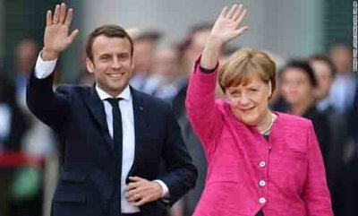 France and Germany are once again atop the continent.