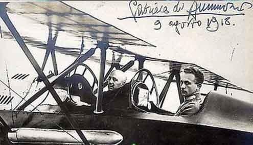 "The 1918 ""raid"" on Vienna was a propaganda coup."