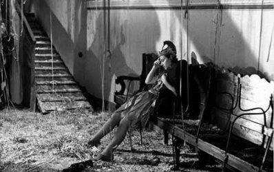 "Fellini's ""I vitelloni,"" a not-so-happy take on Italian provincial life."