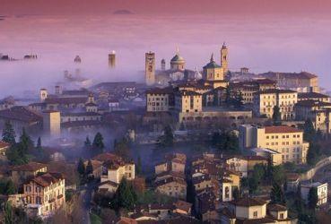 Bergamo, north Italy, Italian journeys, travel in Italy, Italian tourist spots