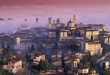 Bergamo, north Italy, Italian journeys, travel in Italy, Italian tourist spots