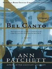 Ann Patchett, hostages, opera