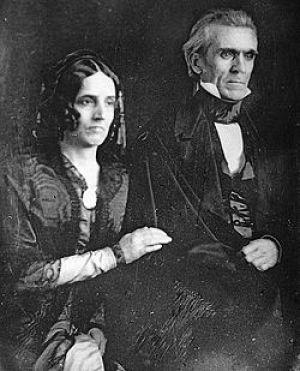 James and Sarah Polk