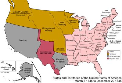 Pre-Polk US