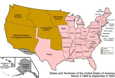 Post-Polk U.S.