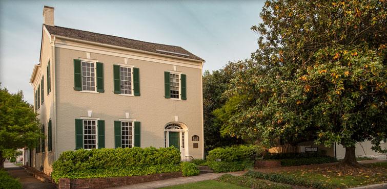 James Polk home