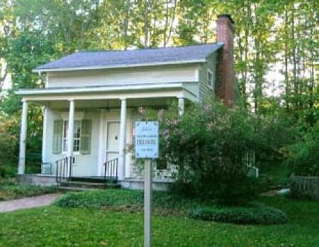 The house Millard Fillmore built