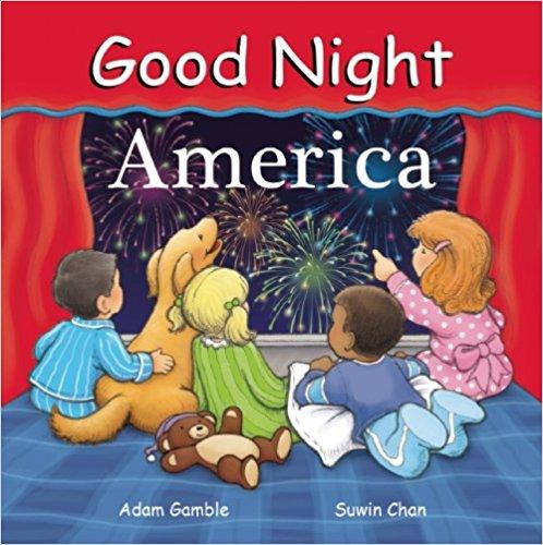 Good Night America children's book