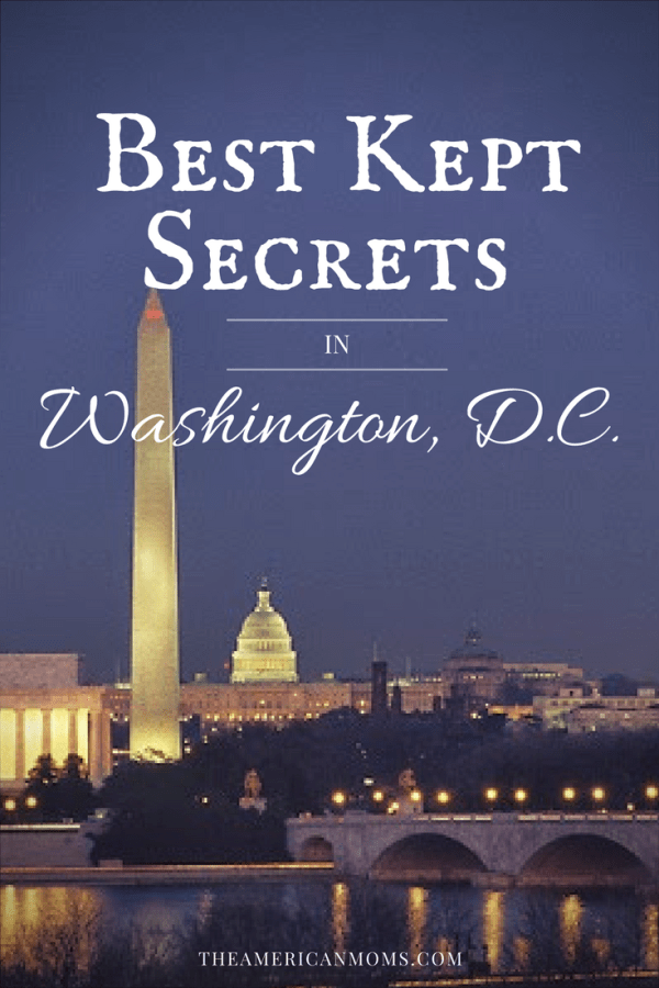 Best Kept Secrets in DC