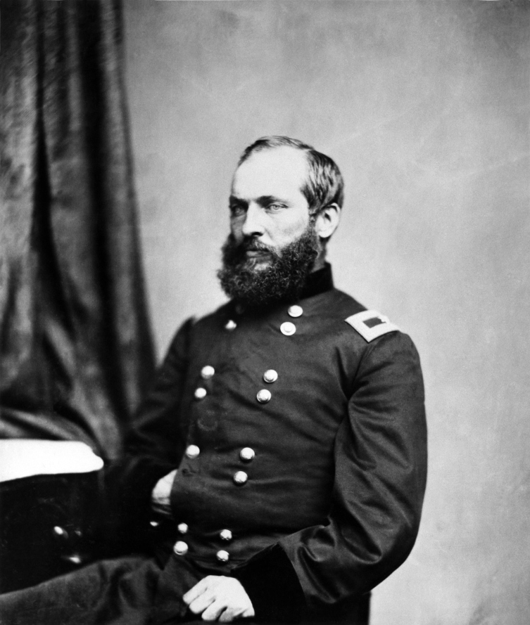 Civil War James Garfield