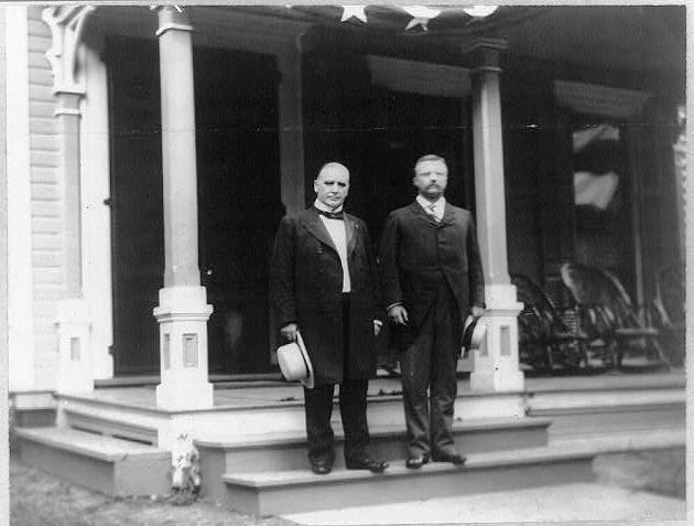 McKinley Roosevelt