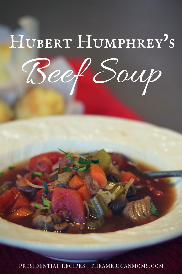Beef stew soup