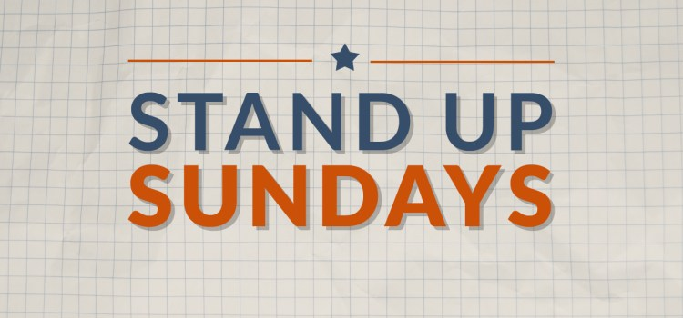 StandUpSundays