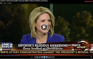 Kirsten Powers: Democratic politics 'was my religion'