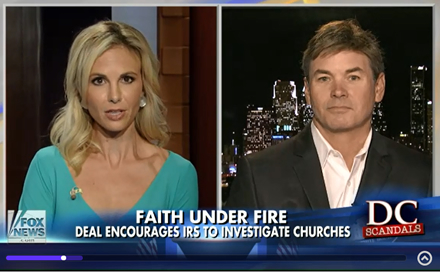 Conservative pastors targeted by the IRS?