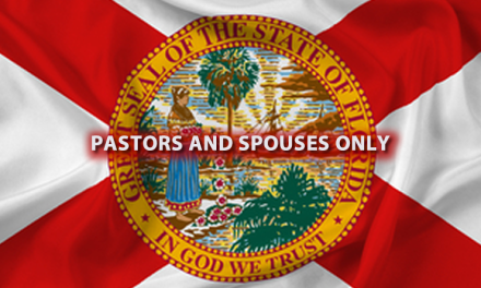 FL Pastors and Spouses Only
