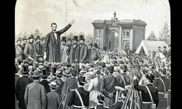 """Gettysburg Address-""""Government of THE PEOPLE, by THE PEOPLE, for THE PEOPLE"""""""