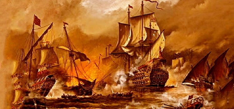 Pilgrim Ship Captured by Muslim Pirates  -Is Islam compatible with Constitution?