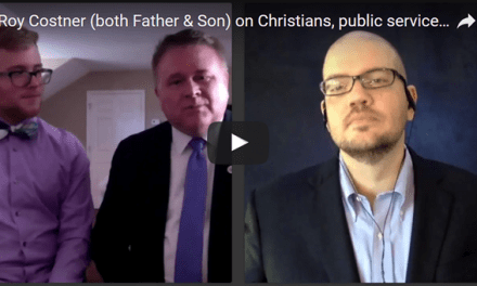Like father, like son: The Costners on Christianity in public places