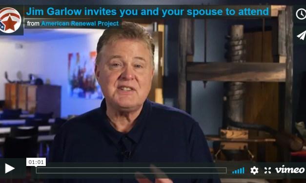 Jim Garlow invites church leaders to California