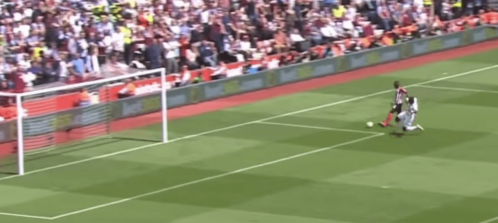 Fastest Premier League Hat Trick Done In 176 Seconds The Analyst