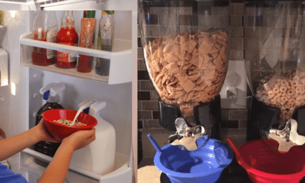 Amazing Kid-Friendly Breakfast Hack