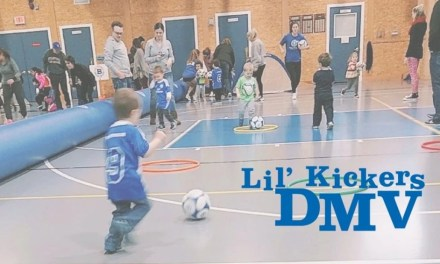 Childhood Developement + Fun Soccer Games! – A Lil' Kickers Review