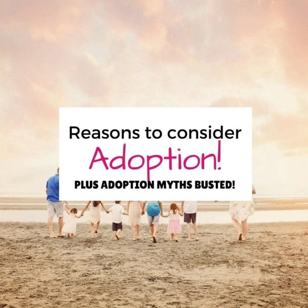 adoption myths busted