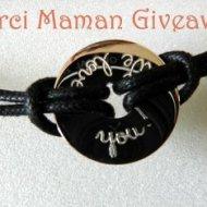 Giveaway :  Merci Maman