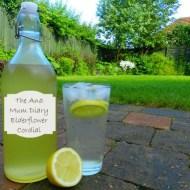Elderflower Recipes : Vodka & Cordial