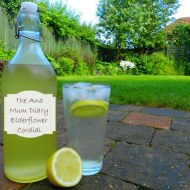 Elderflower Recipes : Vodka & Cordial