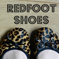 Redfoot Shoes : Review and Giveaway