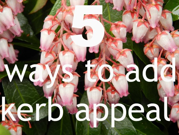 5 ways to add kerb appeal