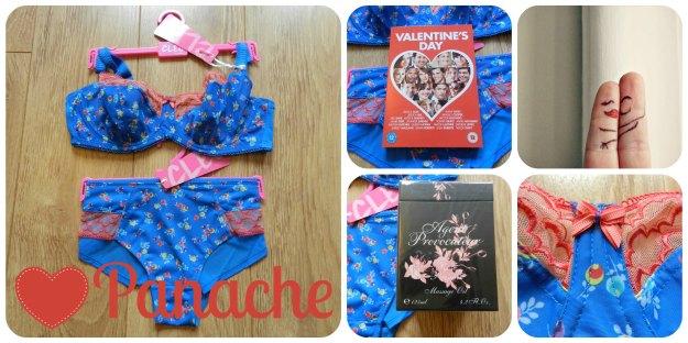 Panache Lingerie Valentines