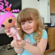 Lalaloopsy Littles Silly Hair