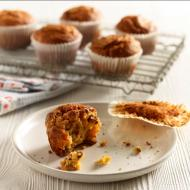 Cooking with Grapefruit : Florida Grapefruit and Pecan Muffins