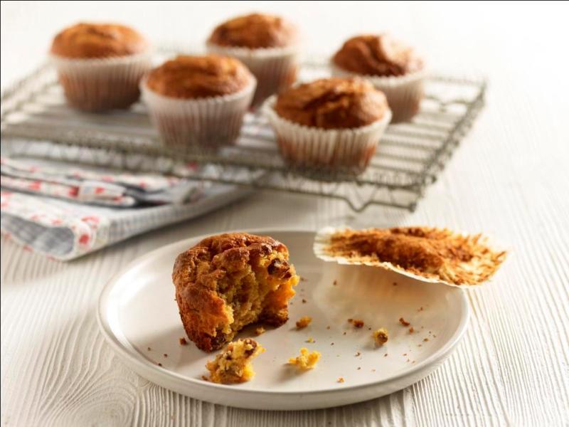 grapefruit Muffins
