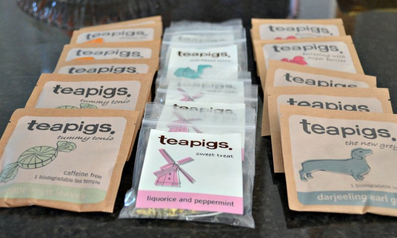 teapigs making cocktails from tea summer