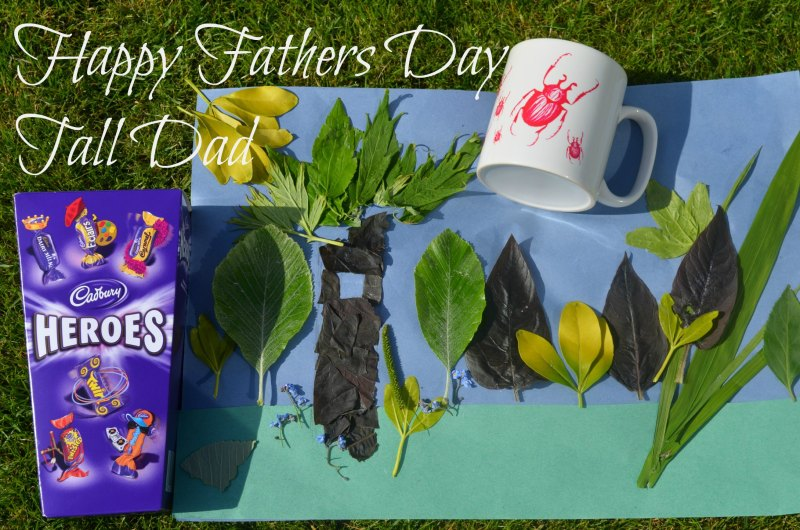 Home made Fathers Day gift