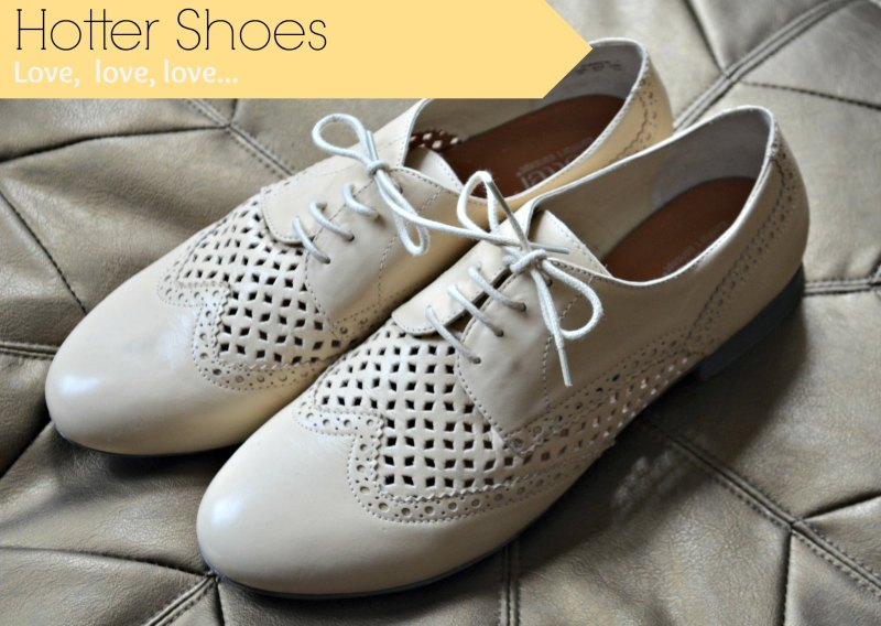 Review of Hotter Shoes photograph