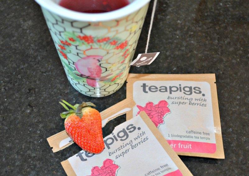 iced tea, summer drinks teapigs