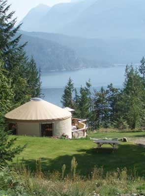 Yurt Holiday Image