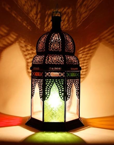 Moroccan Bazarre - Moroccan Lamp