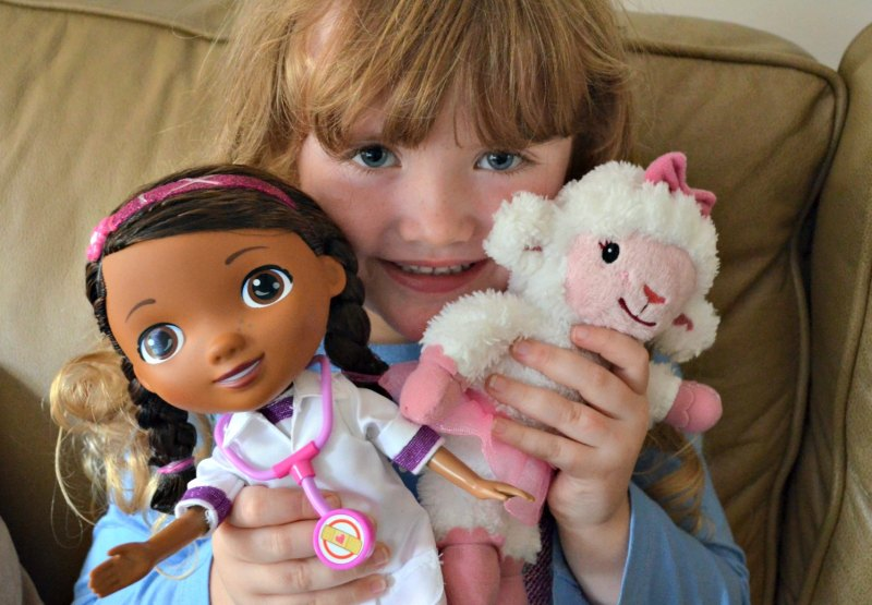 Doc McStuffins toy review