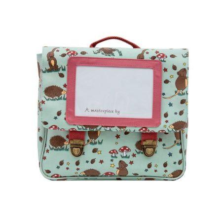 Pink Lining Bag Satchel