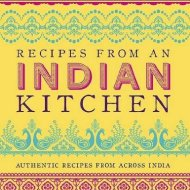 Recipes from an Indian Kitchen : Review