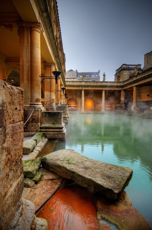 Roman Baths Image