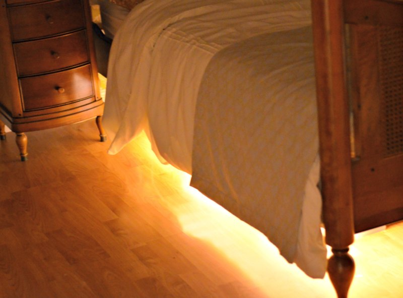 mylight bedlight in action