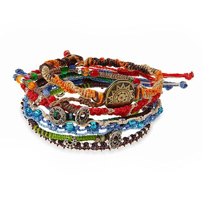 Stacking bracelets Uncommon goods