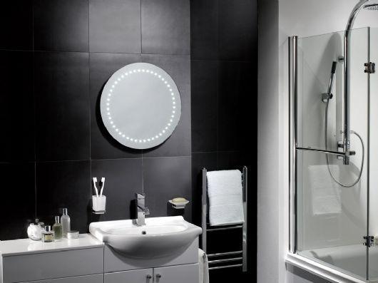 Estrella Bathroom mirror with lights